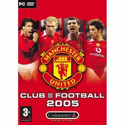 Club Football 2005: Manchester United FC na progamingshop.sk