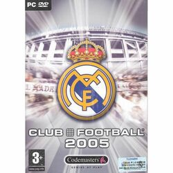 Club Football 2005: Real Madrid C.F. na progamingshop.sk
