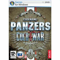 Codename Panzers: Cold War CZ