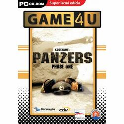 Codename Panzers: Phase One CZ na progamingshop.sk