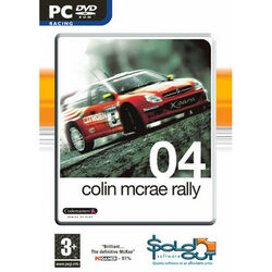 Colin McRae Rally 04 na progamingshop.sk