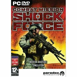 Combat Mission: Shock Force na progamingshop.sk