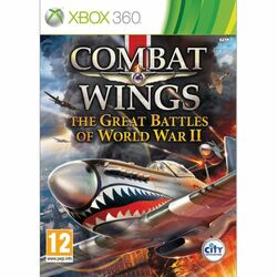Combat Wings: The Great Battles of World War 2