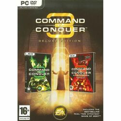 Command & Conquer 3 (Deluxe Edition) na progamingshop.sk
