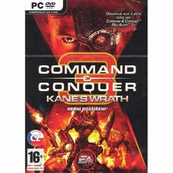 Command & Conquer 3: Kane's Wrath CZ na progamingshop.sk