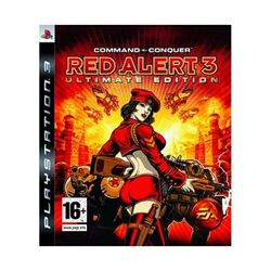 Command & Conquer: Red Alert 3 (Ultimate Edition)-PS3 - BAZÁR (použitý tovar)