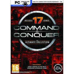 Command & Conquer (The Ultimate Collection) na progamingshop.sk