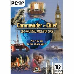 Commander in Chief: Geo-Political Simulator 2009 na progamingshop.sk