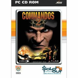 Commandos 2: Men of Courage na progamingshop.sk