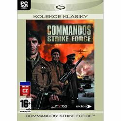Commandos: Strike Force CZ na progamingshop.sk