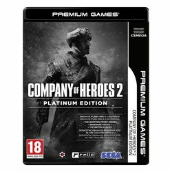 Company of Heroes 2 CZ (Platinum Edition)