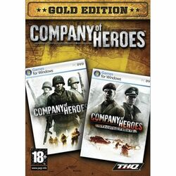 Company of Heroes (Gold Edition)