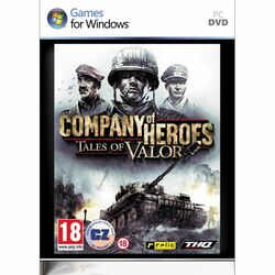 Company of Heroes: Tales of Valor CZ