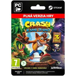 Crash Bandicoot N.Sane Trilogy [Steam]