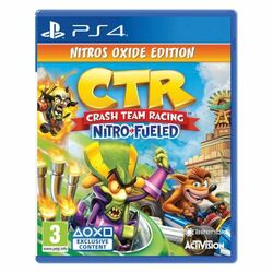 Crash Team Racing Nitro-Fueled (Nitros Oxide Edition) na progamingshop.sk