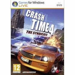 Crash Time 4: The Syndicate na progamingshop.sk