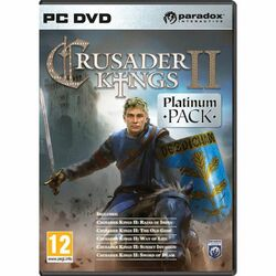 Crusader Kings 2 (Platinum Pack)