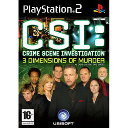 CSI Crime Scene Investigation: 3 Dimensions of Murder na progamingshop.sk