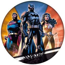 DC Comics Mousepad - Justice League