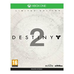 Destiny 2 (Limited Edition) + Steelbook
