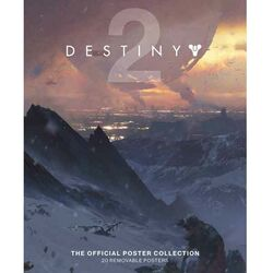 Destiny 2: The Official Poster Collection na progamingshop.sk