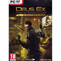 Deus Ex: Human Revolution (Director´s Cut) na progamingshop.sk
