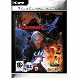 Devil May Cry 4 CZ