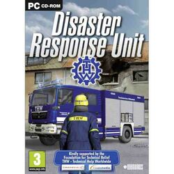 Disaster Response Unit: THW Simulator na progamingshop.sk