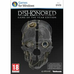 Dishonored CZ (Game of the Year Edition)