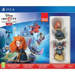 Disney Infinity 2.0: Disney Originals (Toy Box Combo Pack)