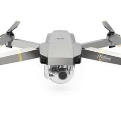 DJI Mavic Pro Fly More Combo (Platinum version) DJIM0252C