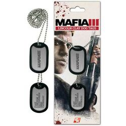 Dogtags Mafia 3 - Lincoln Clay na progamingshop.sk