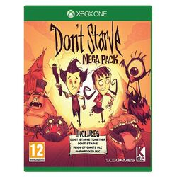 Don't Starve (Mega Pack)