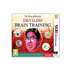 Dr. Kawashima´s Devilish Brain Training: Can You Stay Focused?