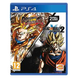 Dragon Ball FighterZ + Dragon Ball: Xenoverse 2