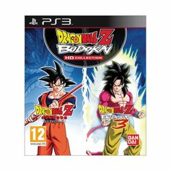 Dragon Ball Z: Budokai (HD Collection) na progamingshop.sk
