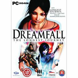 Dreamfall: The Longest Journey CZ na progamingshop.sk