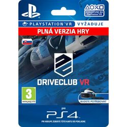 DRIVECLUB VR (SK)