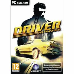 Driver: San Francisco na progamingshop.sk
