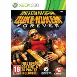 Duke Nukem Forever (Duke's Kick Ass Edition)