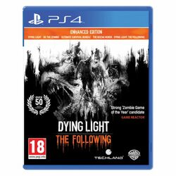 Dying Light: The Following (Enhanced Edition) [PS4] - BAZÁR (použitý tovar) na progamingshop.sk