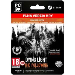 Dying Light: The Following (Enhanced Edition) [Steam]