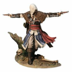 Edward Kenway: The Assassin Pirate (Assassin's Creed 4: Black Flag)