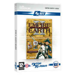 Empire Earth 2 Gold CZ
