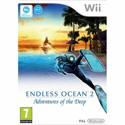Endless Ocean 2: Adventures of the Deep na progamingshop.sk