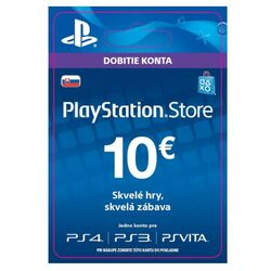ESD SK - PlayStation Store 10€