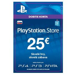 ESD SK - PlayStation Store 25€