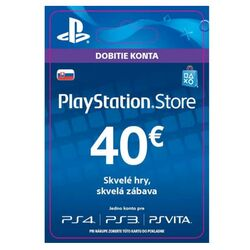 ESD SK - PlayStation Store 40€