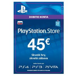 ESD SK - PlayStation Store 45€