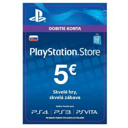 ESD SK - PlayStation Store 5€